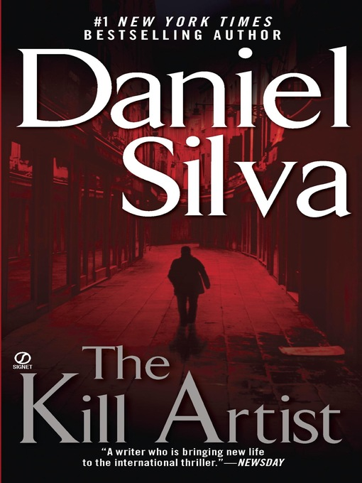 Title details for The Kill Artist by Daniel Silva - Available
