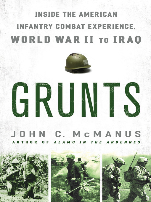 Title details for Grunts by John C. McManus - Wait list