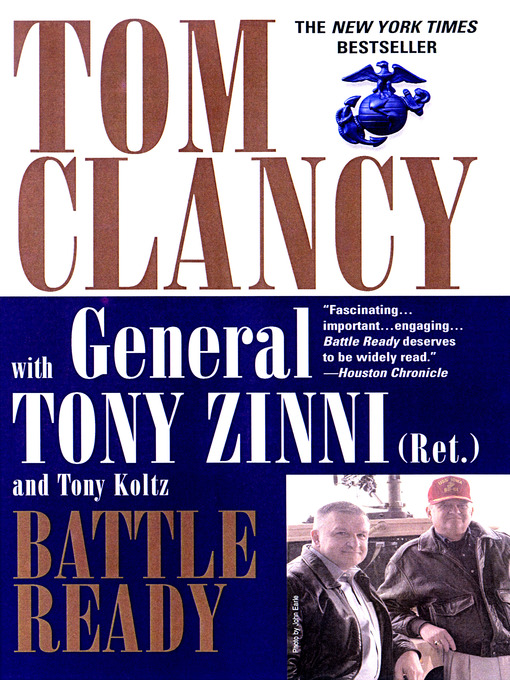 Title details for Battle Ready by Tom Clancy - Available