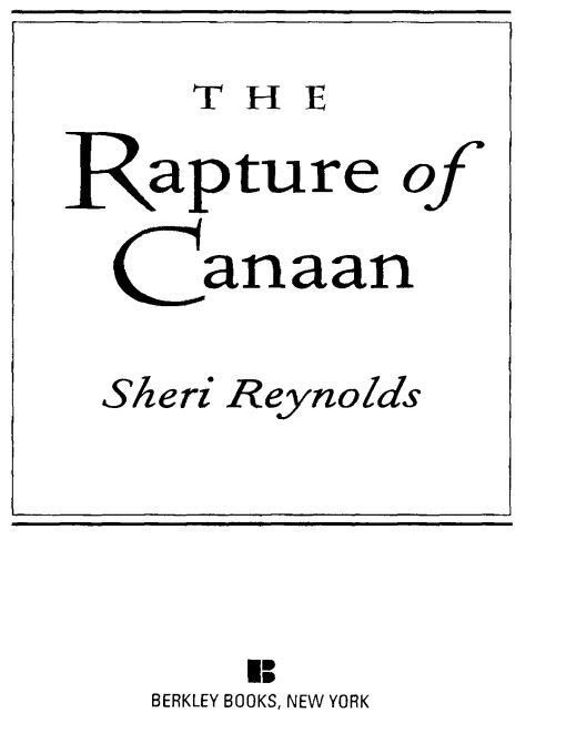 Title details for Rapture of Canaan by Sheri Reynolds - Available