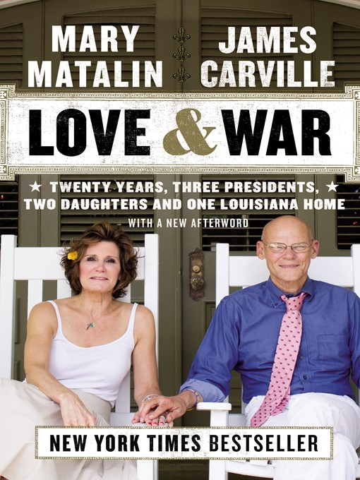 Title details for Love & War by James Carville - Wait list