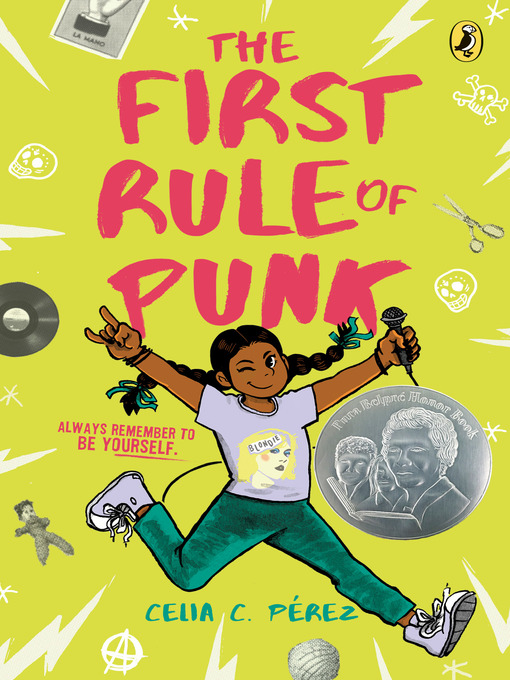 Title details for The First Rule of Punk by Celia C. Pérez - Wait list