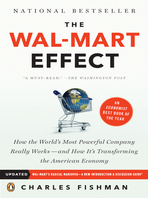 the negative and positive effects of wal mart in the book the wal mart effect how the worlds most po