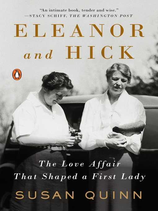 Title details for Eleanor and Hick by Susan Quinn - Wait list