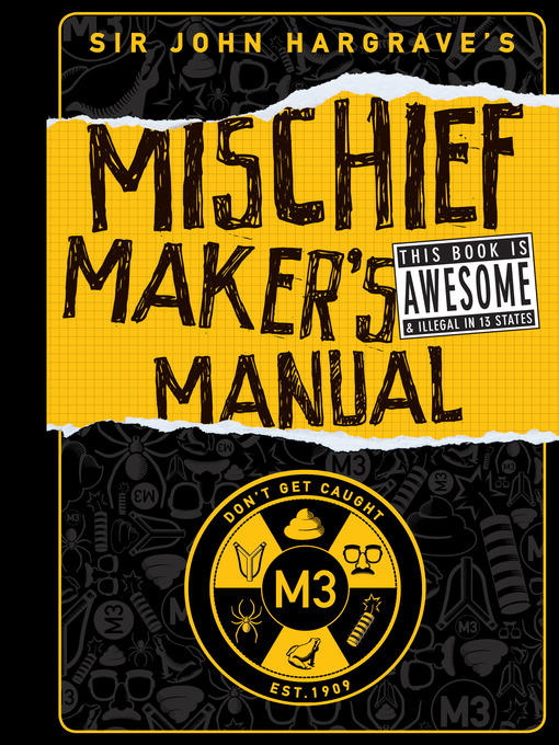 A potential manual for mischief-makers? – kavitha mandana.