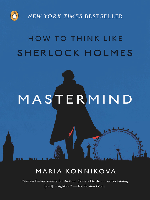 Title details for Mastermind by Maria Konnikova - Available