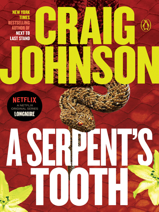 Title details for A Serpent's Tooth by Craig Johnson - Wait list