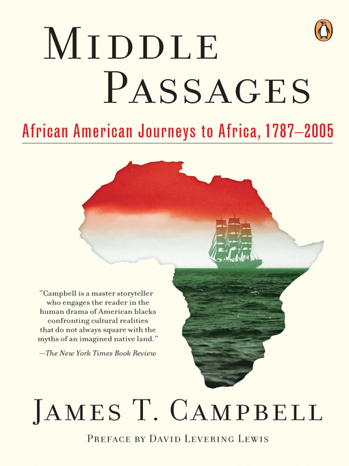 Cover of Middle Passages