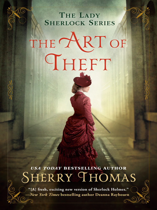 Title details for The Art of Theft by Sherry Thomas - Wait list