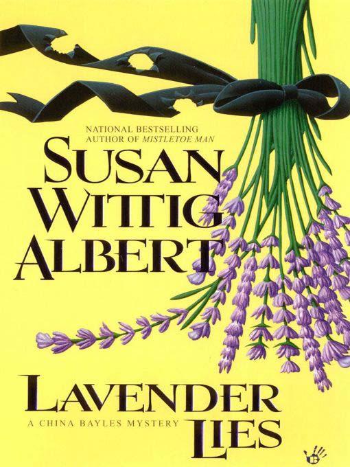 Title details for Lavender Lies by Susan Wittig Albert - Wait list
