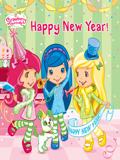 Title details for Happy New Year! by Amy Ackelsberg - Available