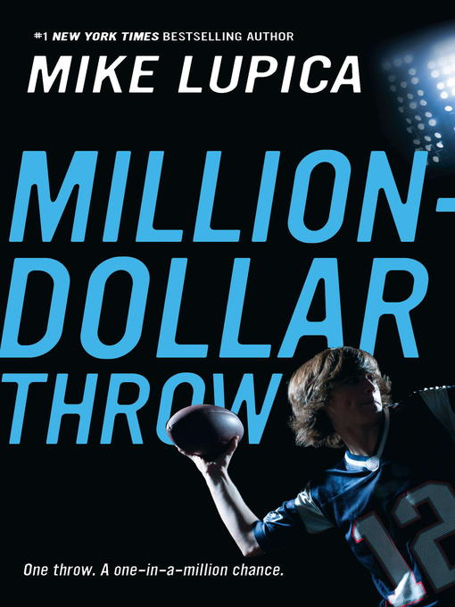 Title details for Million-Dollar Throw by Mike Lupica - Available