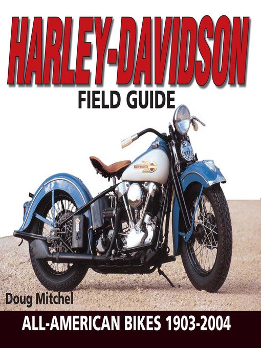 Cover image for Harley-Davidson Field Guide