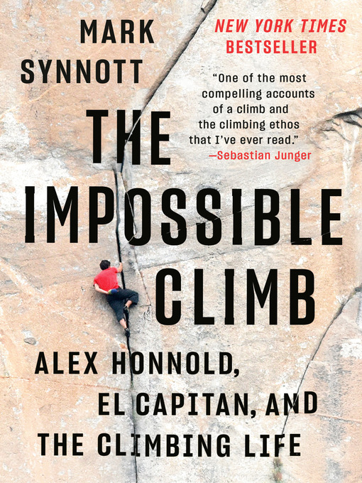 Cover image for book: The Impossible Climb