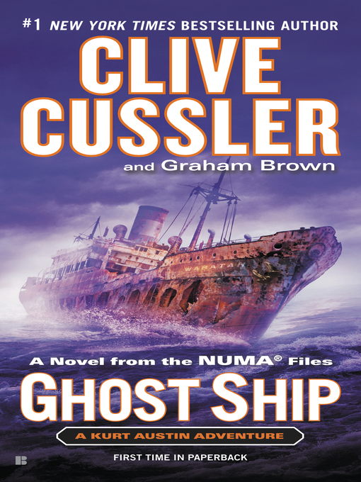 Title details for Ghost Ship by Clive Cussler - Available