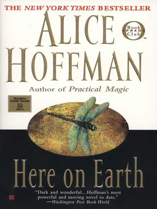 Title details for Here on Earth by Alice Hoffman - Wait list