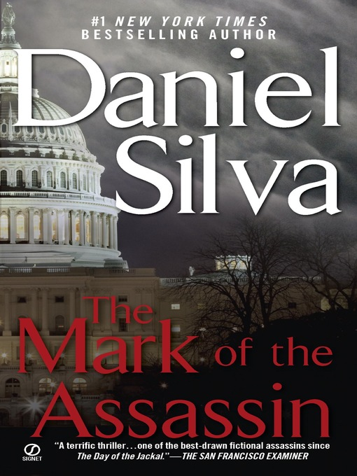 Title details for The Mark of the Assassin by Daniel Silva - Available