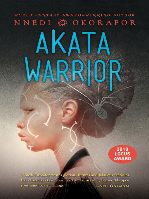 Cover of Akata Warrior