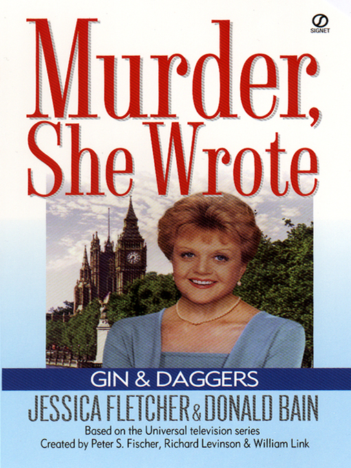 Title details for Gin and Daggers by Jessica Fletcher - Wait list