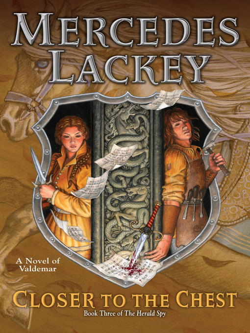 Title details for Closer to the Chest by Mercedes Lackey - Wait list