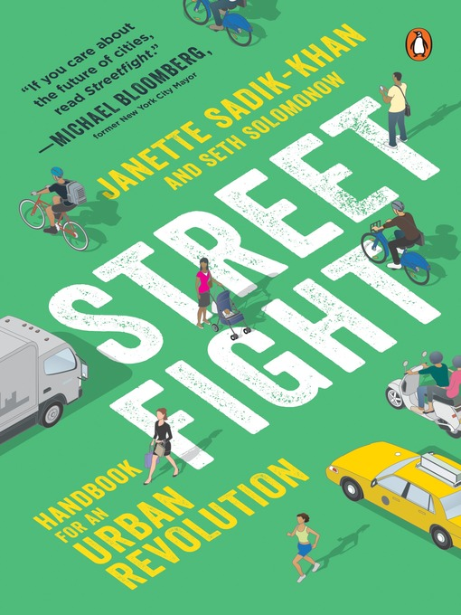 Title details for Streetfight by Janette Sadik-Khan - Available