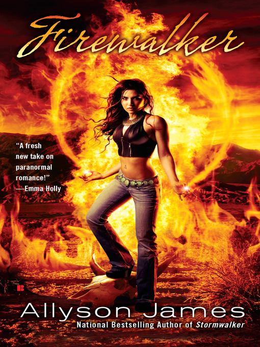 Title details for Firewalker by Allyson James - Available