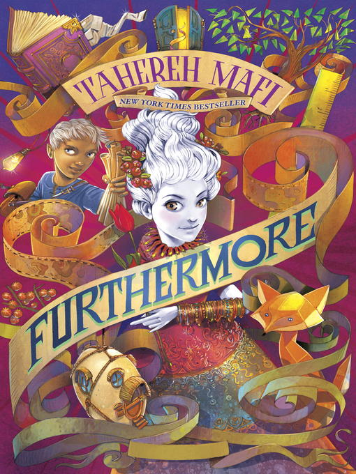 Title details for Furthermore by Tahereh Mafi - Wait list