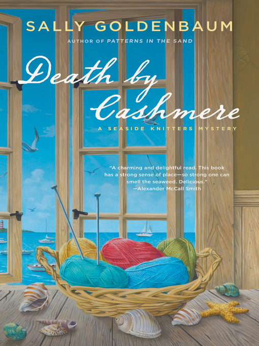 Title details for Death by Cashmere by Sally Goldenbaum - Wait list
