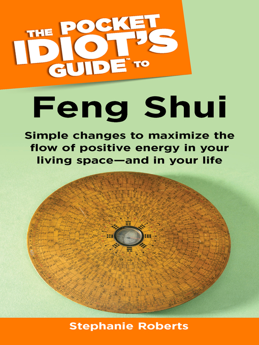 Cover of The Pocket Idiot's Guide to Feng Shui