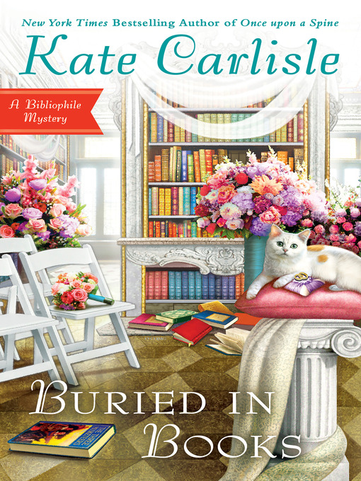Title details for Buried in Books by Kate Carlisle - Wait list