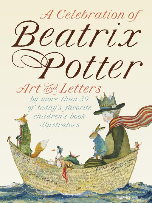 Cover of A Celebration of Beatrix Potter