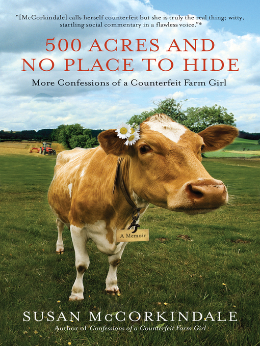 Cover of 500 Acres and No Place to Hide