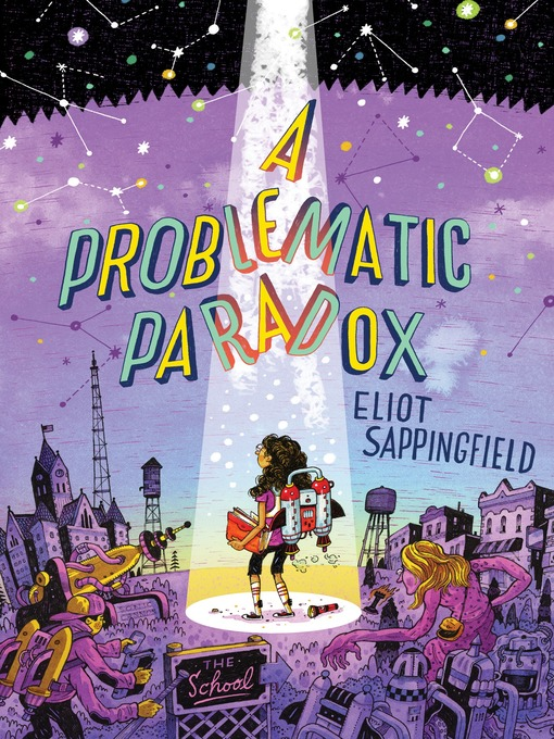 Title details for A Problematic Paradox by Eliot Sappingfield - Wait list
