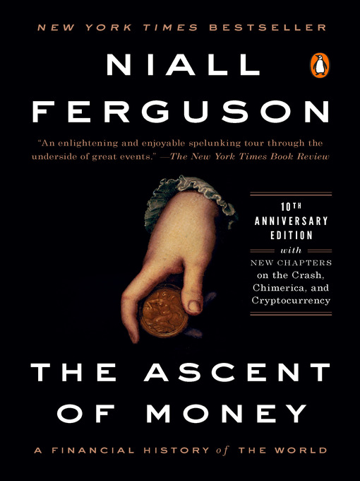 Title details for The Ascent of Money by Niall Ferguson - Wait list