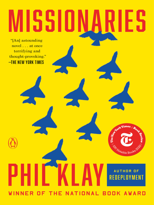 Title details for Missionaries by Phil Klay - Wait list