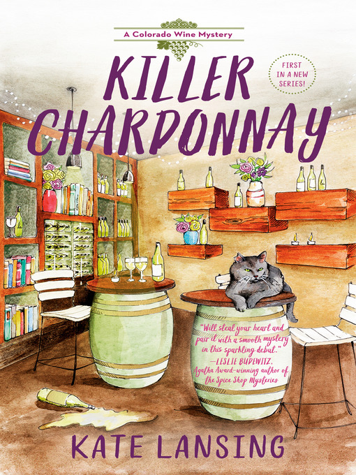 Title details for Killer Chardonnay by Kate Lansing - Available