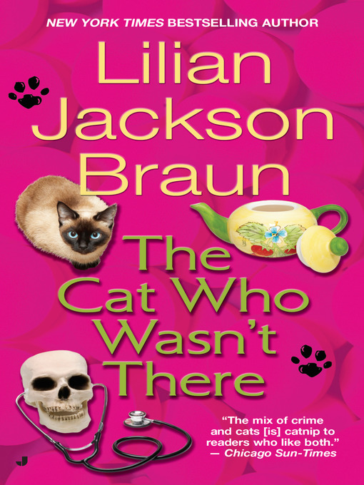 Title details for The Cat Who Wasn't There by Lilian Jackson Braun - Available