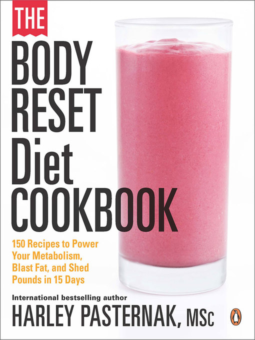 Cover of Body Reset Diet Cookbook
