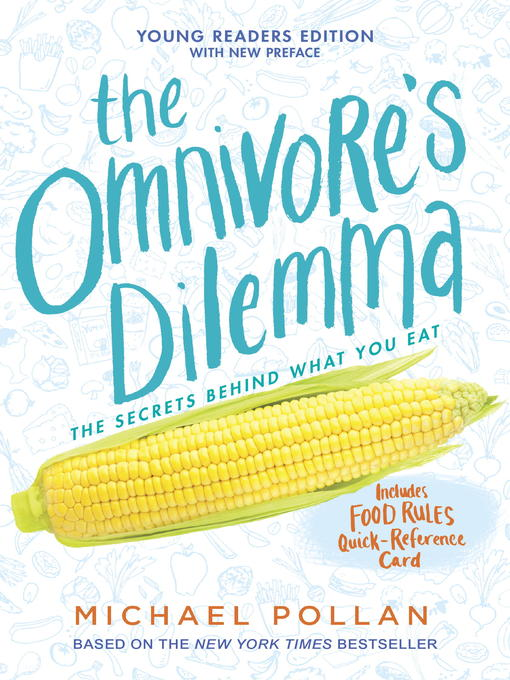 Title details for The Omnivore's Dilemma by Michael Pollan - Available