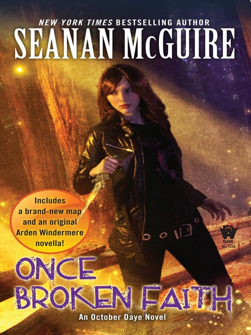Title details for Once Broken Faith by Seanan McGuire - Wait list