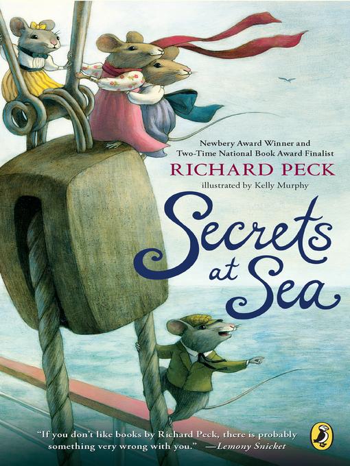 Title details for Secrets at Sea by Richard Peck - Wait list