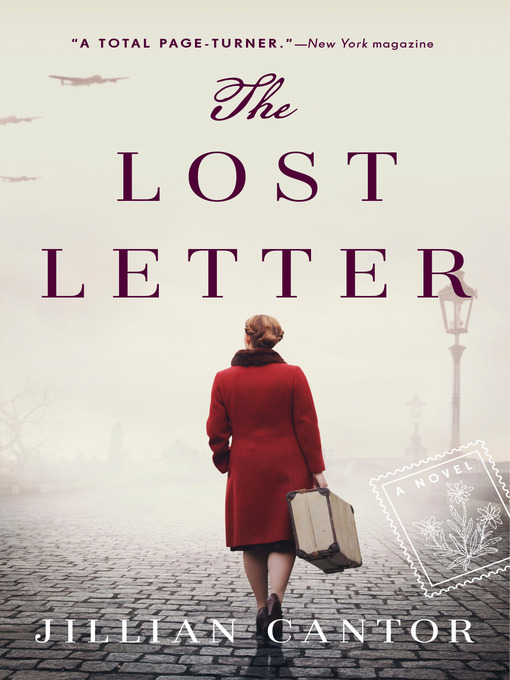 Title details for The Lost Letter by Jillian Cantor - Wait list