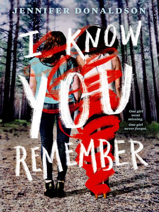 Title details for I Know You Remember by Jennifer Donaldson - Wait list