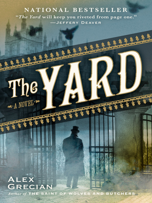 Title details for The Yard by Alex Grecian - Wait list