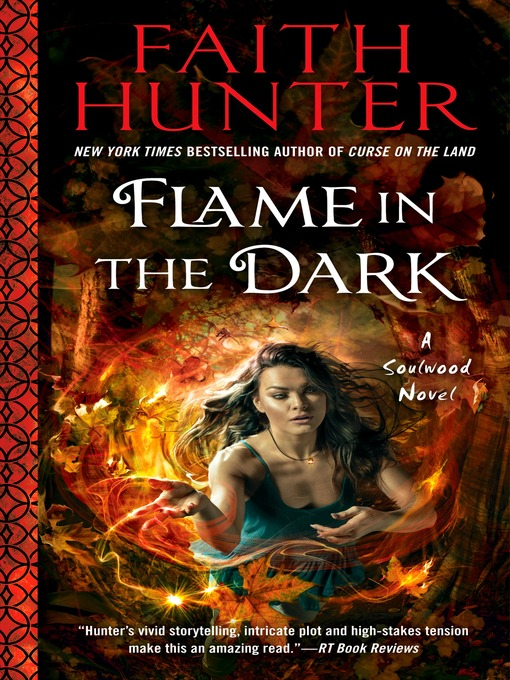 Cover of Flame in the Dark