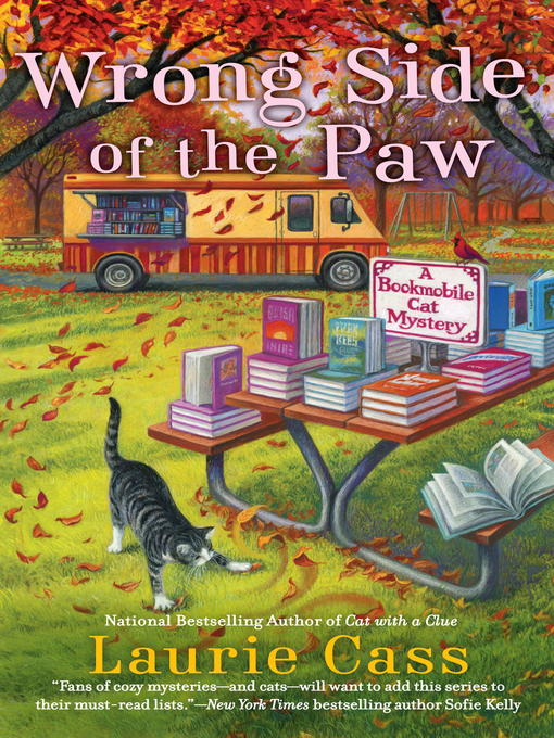 Title details for Wrong Side of the Paw by Laurie Cass - Wait list