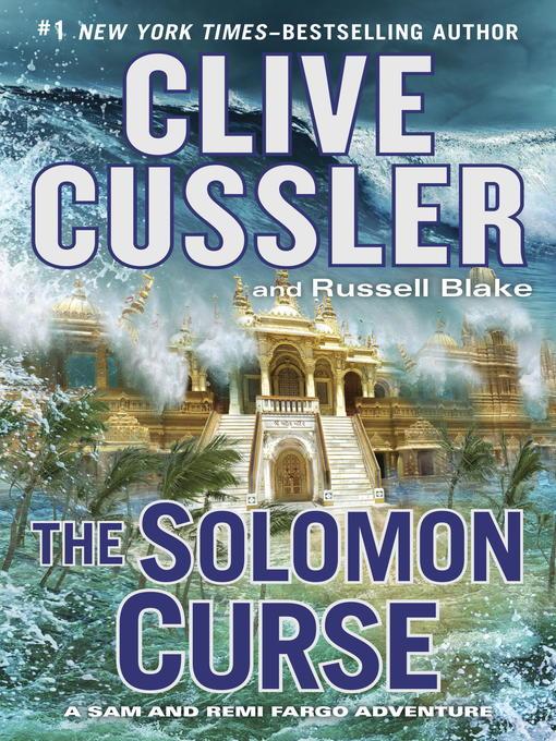 Title details for The Solomon Curse by Clive Cussler - Wait list