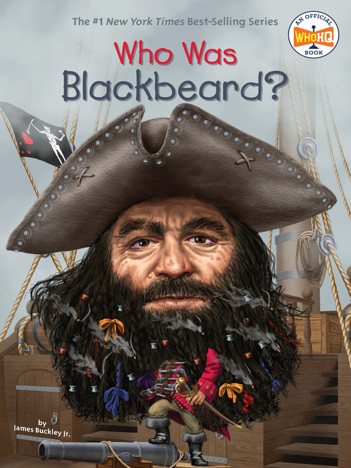 Title details for Who Was Blackbeard? by James Buckley, Jr. - Wait list