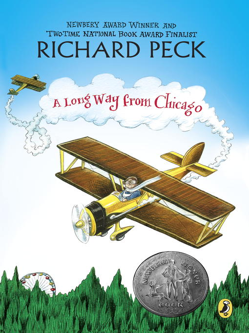 Title details for A Long Way From Chicago by Richard Peck - Wait list
