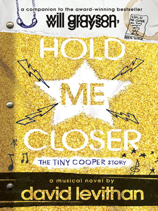 Cover of Hold Me Closer